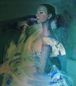 acrilico su tela | Mostra pittorica venezia | Gina Gressani Udine